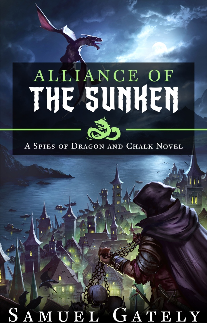 Allience of the Sunken - High Resolution - eBook