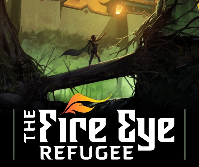 Fire Eye Cover - title crop